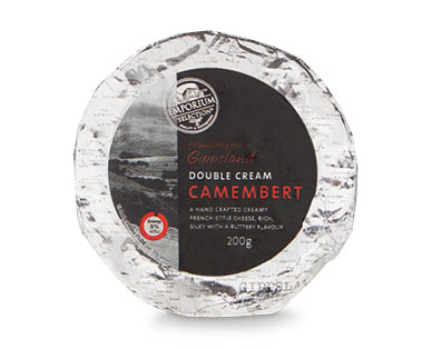 Emporium Selection Double Cream Camembert 200g