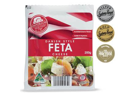 how to make feta cheese australia