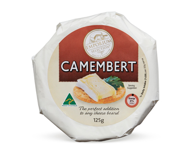 Emporium Selection Camembert 125g