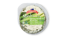 Westacre Manhattan Spring Onion Infused Cream Cheese 200g