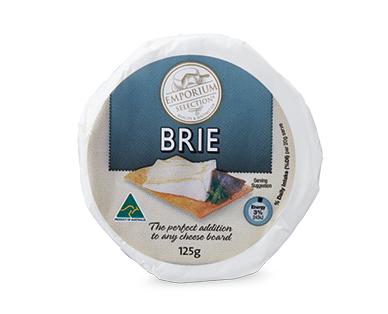 Emporium Selection Brie 125g