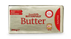 Beautifully Butterfully Butter 250g