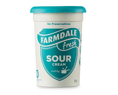 Farmdale Sour Cream 300ml