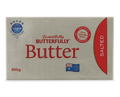 Beautifully Butterfully Butter 500g