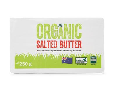 Just Organic Butter 250g