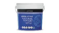 Lyttos Greek Style Natural Yogurt 2kg