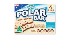 Milfina Polar Bar cookies and cream 4pk/440ml