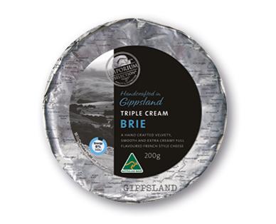 Emporium Selection Triple Cream Brie 200g