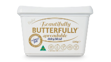 Beautifully Butterfully Dairy Blend – Reduced Fat 500g