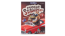 Brooklea Stampede Chocolate Dairy Snack 12 x 100g