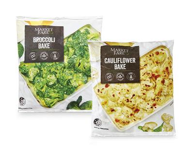 Market fare vegetable bakes 800g aldi australia for Aldi international cuisine