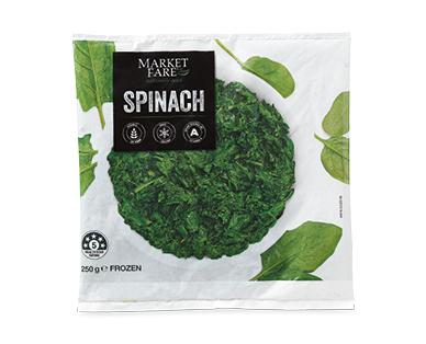 Market Fare Spinach 250g