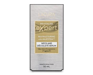 LACURA® Skin Science Revitalise Expert Face Care Neck Cream 50ml