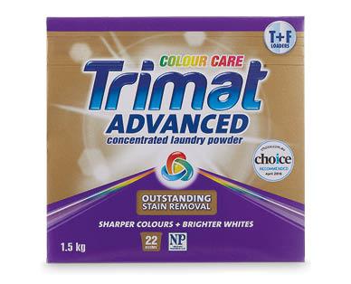Trimat Advanced Laundry Powder ConcentrateColour Care1.5kg