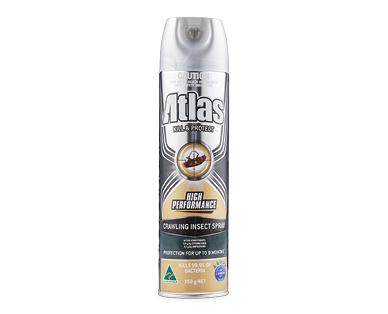 Atlas Kill & Protect High Performance Surface & Cockroach Spray 350g