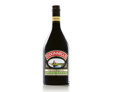 O'Donnells Irish Cream Liqueur