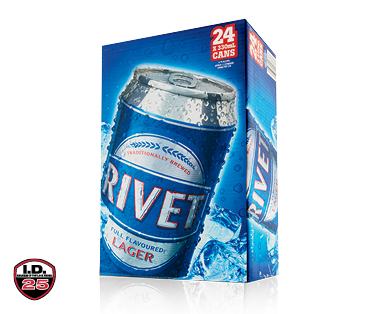 Rivet Lager 24 x 330ml