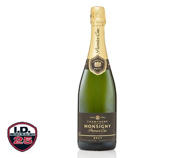 Veuve Monsigny Champagne Premier Cru NV