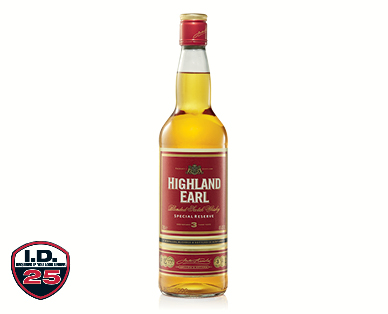Highland Earl Scotch Whisky 700ml