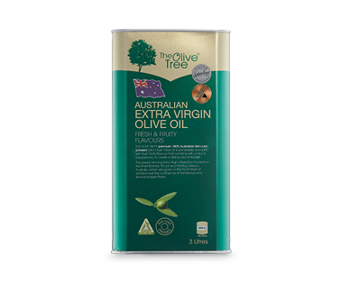 The Olive Tree Australian Extra Virgin Olive Oil 3L