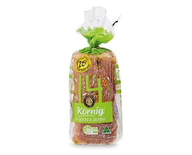 Bakers Life Kornig 14 Seeds & Grains Bread 670g