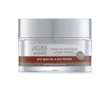 Lacura Naturals Premium Anti-Aging Night Cream
