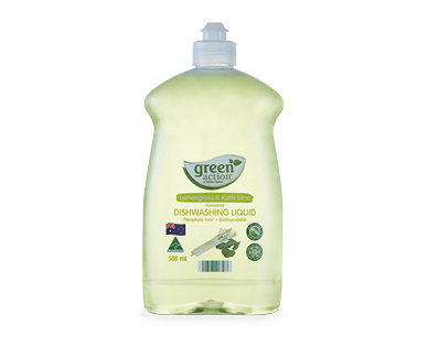 Green Action Dishwashing Liquid 500ml