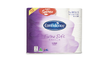 Confidence Extra Soft 3ply Toilet Tissue 24pk