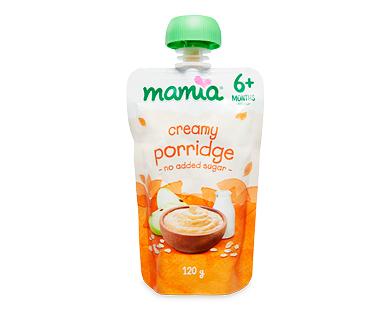 Mamia Baby's First Breakfast 6m+ Creamy Baby Porridge
