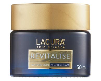 LACURA® Revitalise Face Cream for Mature Skin Cream Night 50ml