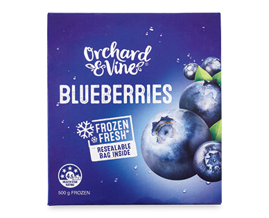 Orchard & Vine Blueberries 500g
