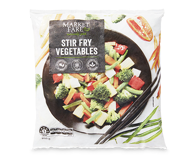 Market Fare Stir Fry Vegetables 850g Aldi Australia