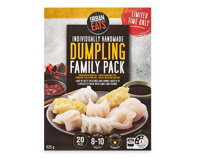 Urban Eats Family Dumpling 20pk/625g