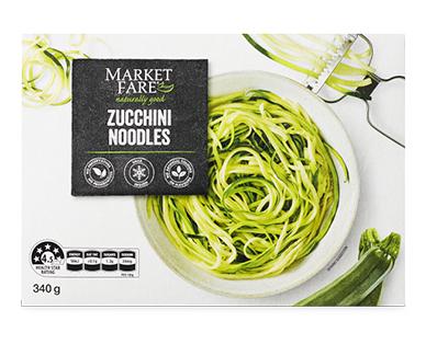 Market Fare Zucchini Noodles 340g
