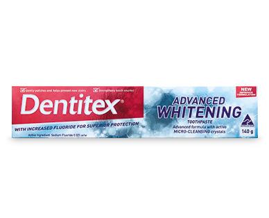 Dentitex Advanced Whitening Toothpaste
