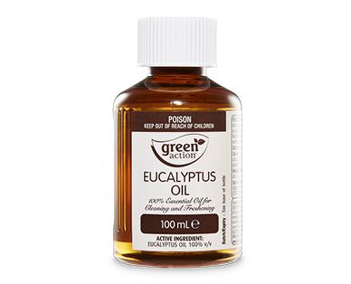 Green Action Eucalyptus Oil 100ml