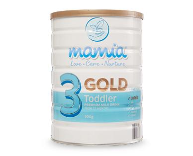 Mamia Infant Formula Toddler Step 3 900g
