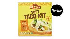 El Tora Soft Taco Kit 410g