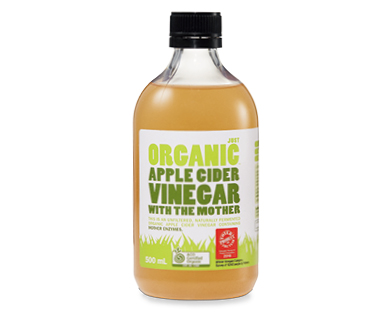 Just Organic Apple Cider Vinegar 500ml