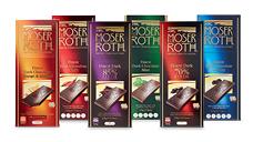 Moser Roth Dark Chocolate Assortment 125g