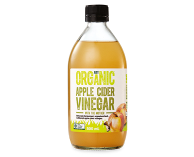 Just Organic Apple Cider Vinegar 500ml