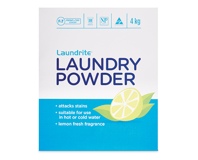 Laundrite Laundry Powder 4kg