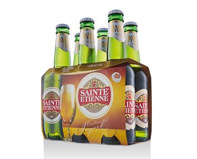 Sainte Etienne Premium Lager 6 x 330mL