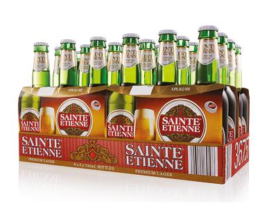 Sainte Etienne Premium Lager 24 x 330mL