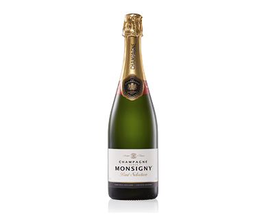Monsigny Champagne Brut NV 750ml