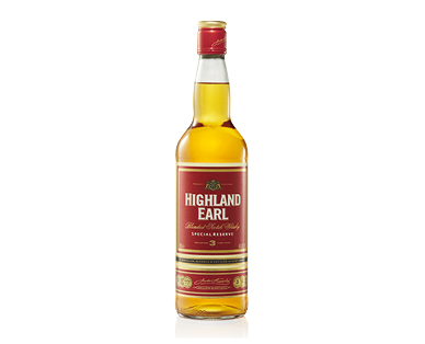 Highland Earl Blended Scotch Whisky 700ml