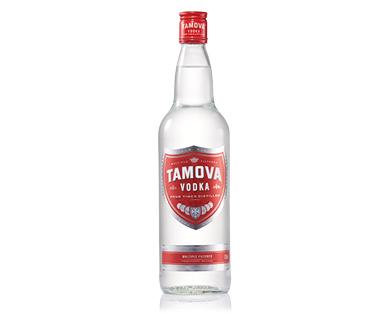 Tamova Quadruple Distilled Vodka 700ml