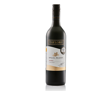 Taylors Special Release Clare Valley Shiraz 750ml