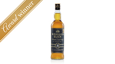 Highland Black 8YO Blended Scotch Whisky 700ml