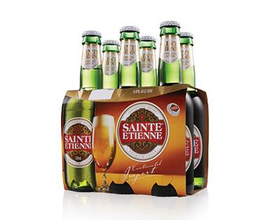 Beer cider aldi australia sainte etienne imported premium lager 6 x 330ml sciox Image collections